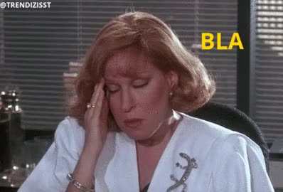 Watch and share Bette Midler GIFs and Shut Up GIFs by Trendizisst on Gfycat