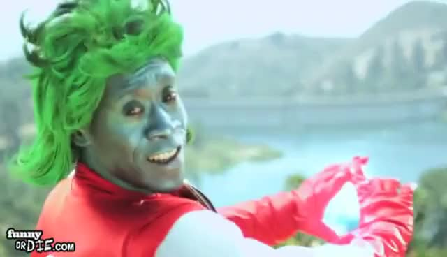Watch and share Don Cheadle Is Captain Planet GIFs on Gfycat
