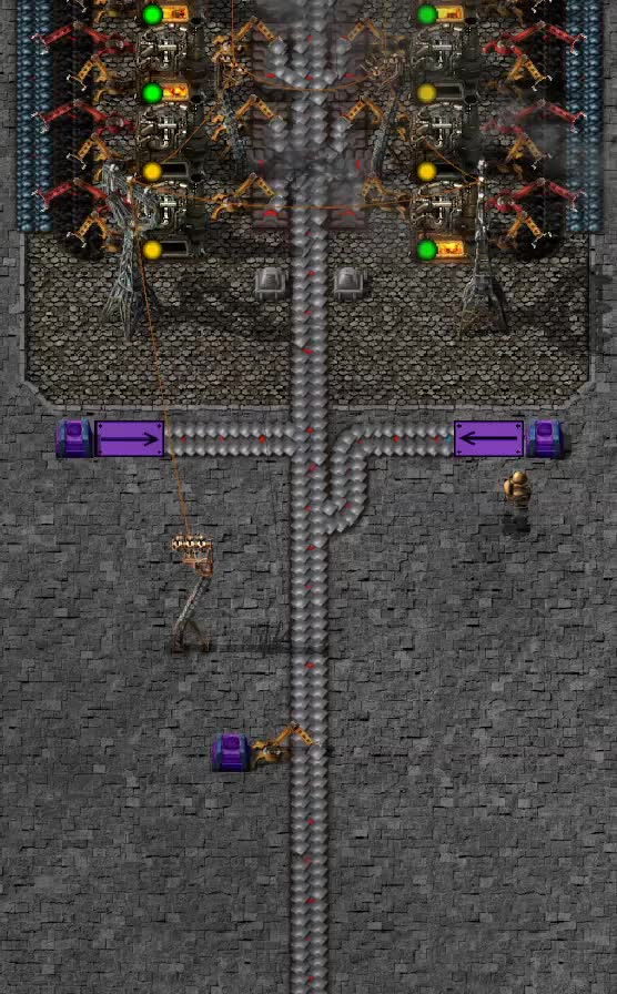 Watch Factorio belt compression differences in 0.16.25 (part 2/2) GIF by @haellsigh on Gfycat. Discover more Belt compression differences, Factorio GIFs on Gfycat