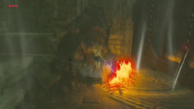 Watch and share Breath Of The Wild GIFs and Campfire GIFs on Gfycat