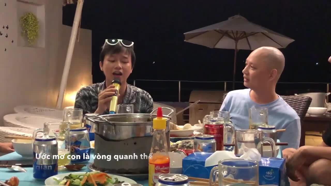 Clip: Nghe ngay #LRCKN (Trúc Nhân) phiên bản bàn nhậu từ Nguyễn Hải Phong  Bùi Công Nam ảnh 1