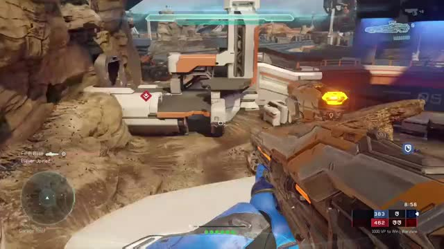Watch this GIF by Xbox DVR (@xboxdvr) on Gfycat. Discover more Halo5Guardians, SilverShooter99, xbox, xbox dvr, xbox one GIFs on Gfycat
