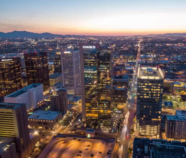 Watch 2160 Instagram Phoenix Downtown Chase building hyperlapse dji mavic aerial 4k drone phoenix timelapse GIF by alexharris52 on Gfycat. Discover more related GIFs on Gfycat