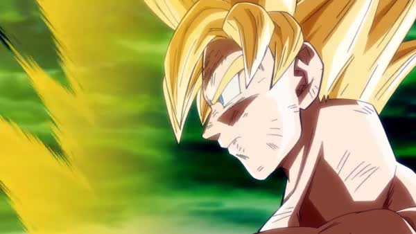 Watch and share Super Saiyan Goku GIFs on Gfycat