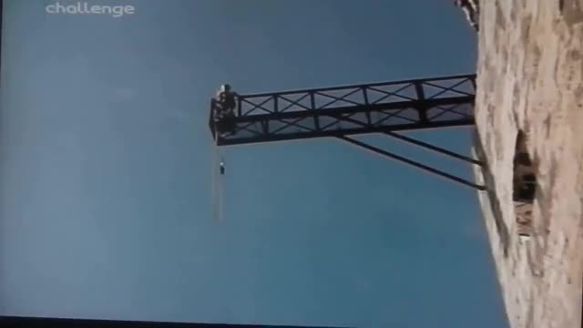Watch and share Fort Boyard - Leap Of Faith GIFs on Gfycat