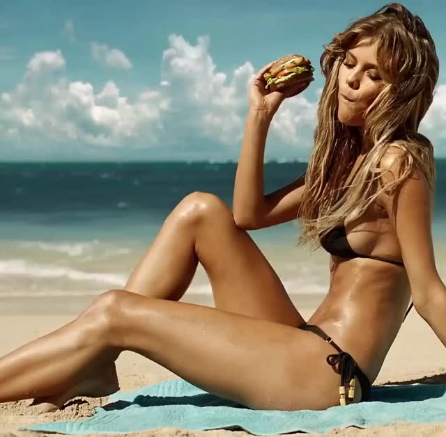 Watch and share Nina Agdal GIFs and Eating GIFs by Geez Dude on Gfycat