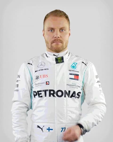 Watch and share Valtteri Bottas GIFs and Mercedes GIFs by fretmateusz on Gfycat