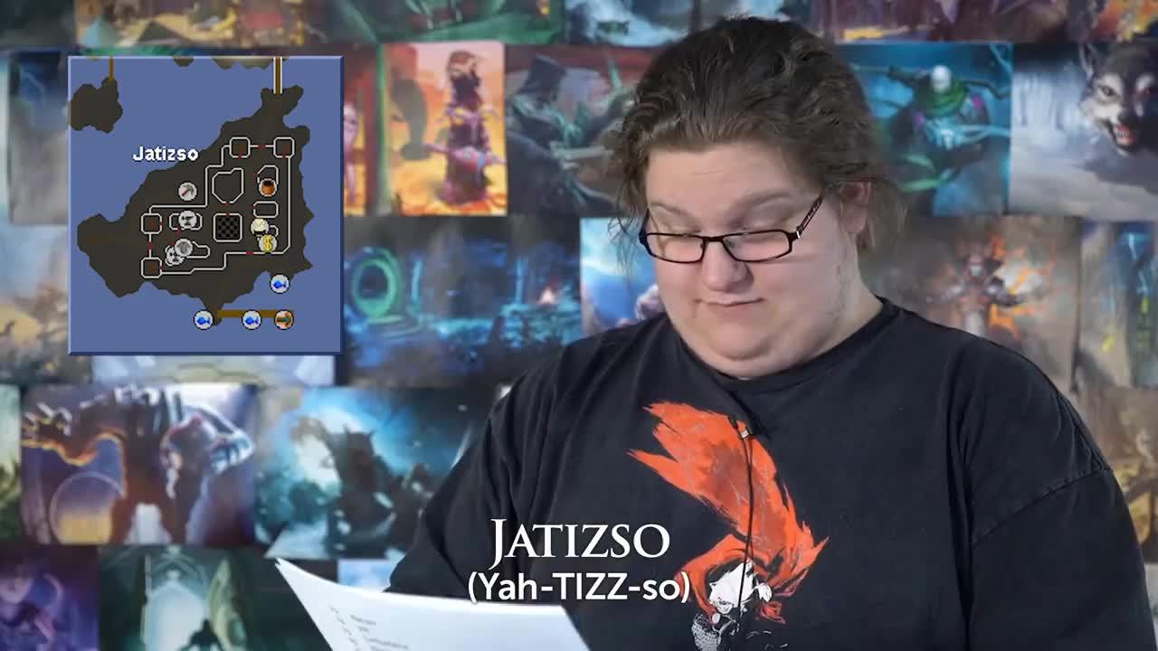 Jagex Mods Pronounce RuneScape Words GIFs