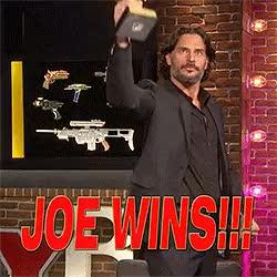 Watch and share Joe Manganiello GIFs on Gfycat