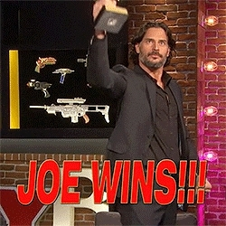 BY THE POWER OF GRAYSKULL, Joe Manganiello, The Nerdist, by the power of grayskull, joe manganiello, my gifs, the nerdist, Je suis prest, motherfucker. GIFs