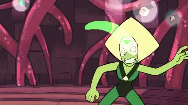 Watch and share Steven Universe GIFs and Peridot GIFs by alienfucker on Gfycat