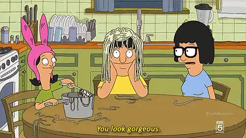 Watch and share The Frond Files GIFs and Bob's Burgers GIFs on Gfycat