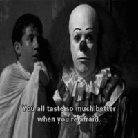 Watch and share Pennywise Gif Photo: Evil Pennywise Pennywise1.gif GIFs on Gfycat