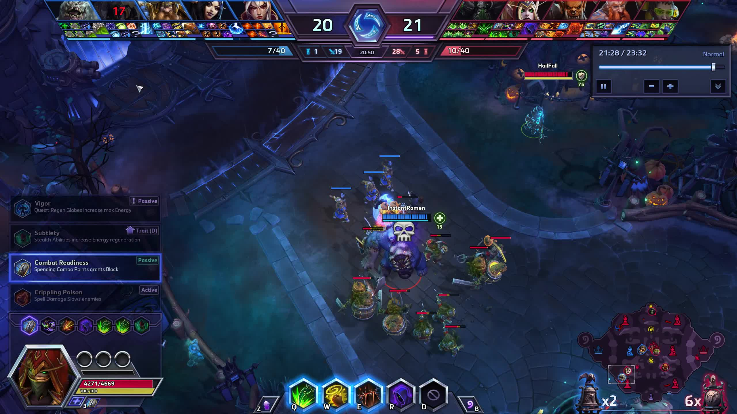 heroesofthestorm, Heroes of the Storm 2019.04.21 - 13.36.28.19 GIFs