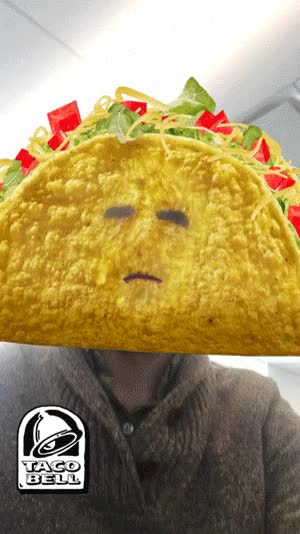Watch and share Taco Bell Filter GIFs on Gfycat
