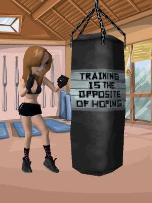 Kickboxing GIFs