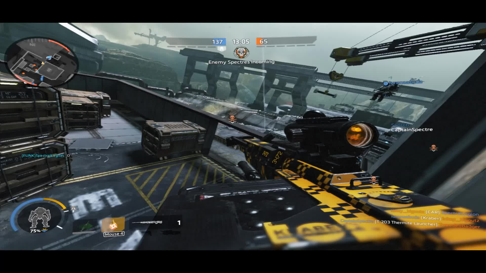 Cancer4Cancer, Titanfall, Titanfall2, Sir Swag Submission 1 GIFs