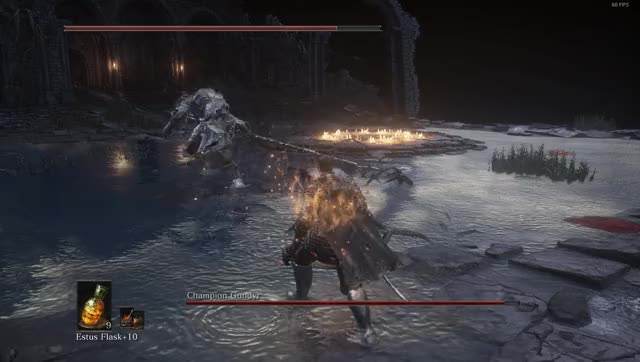 Watch and share Champion Gundyr GIFs and Parry Only GIFs by dat gif on Gfycat