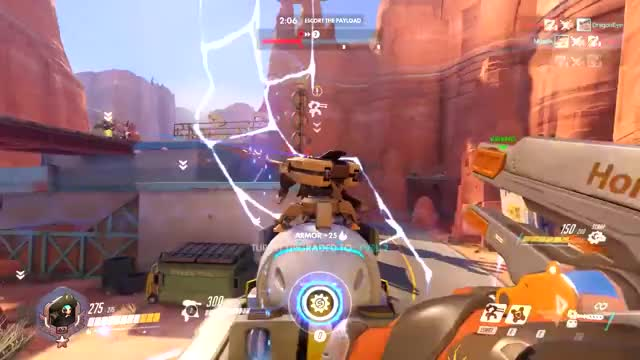 Watch and share Overwatch GIFs and Gameplay GIFs on Gfycat