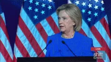 Watch Hillary Attitude GIF on Gfycat. Discover more hillary clinton GIFs on Gfycat