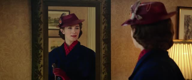 Watch and share Mary Poppins GIFs and Emily Blunt GIFs by sillstaw on Gfycat