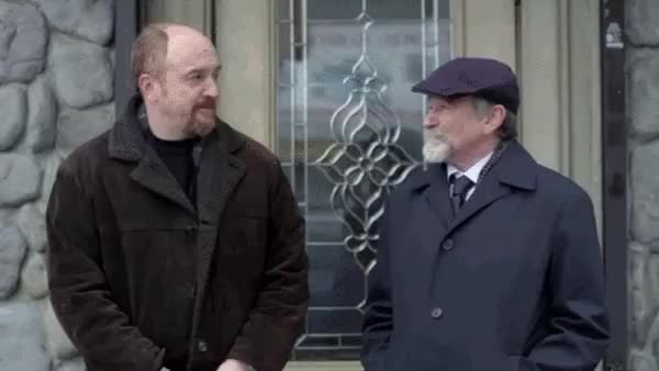 Watch and share Louis Ck GIFs by Reactions on Gfycat
