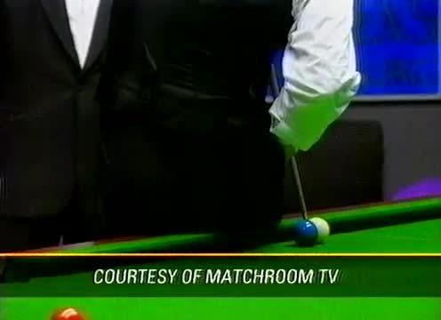 snooker, Jimmy White's Masse GIFs