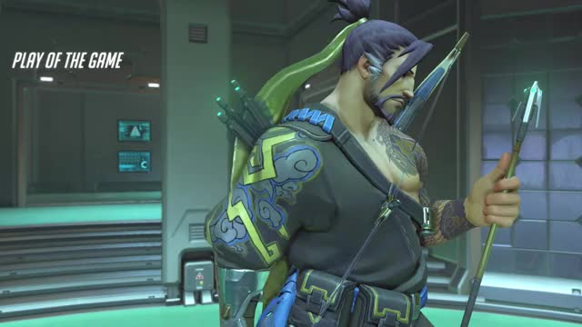 Watch and share Overwatch GIFs and Hanzo GIFs by mcflagboi on Gfycat