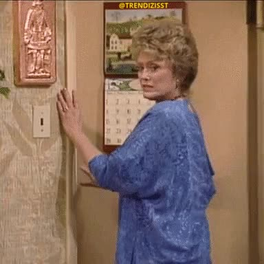 Watch and share Rue Mcclanahan GIFs and Golden Girls GIFs by Trendizisst on Gfycat