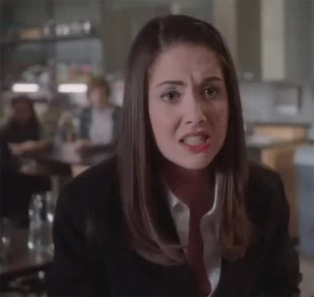 Watch Stop disappointing me (reddit) GIF on Gfycat. Discover more alisonbrie GIFs on Gfycat