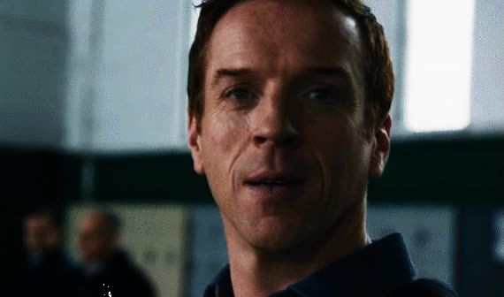 Watch and share Damian Lewis, Billions animated stickers on Gfycat