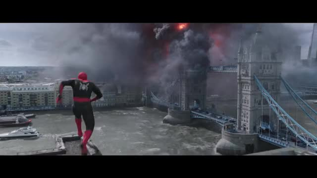 Watch this trending GIF by justicelee on Gfycat. Discover more far from home, far from home trailer, official trailer, spider-man, spider-man: far from home, spider-man: far from home trailer, spiderman, spiderman: far from home, teaser trailer, tom holland GIFs on Gfycat