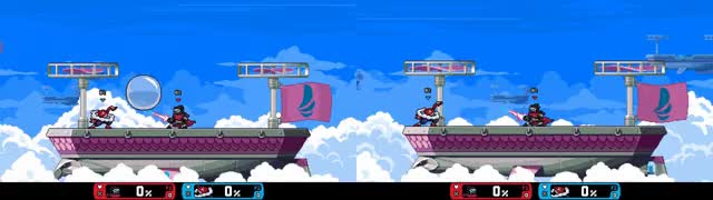 Watch and share Clairen Up B Vs Bubble Up B GIFs by dosrogers on Gfycat