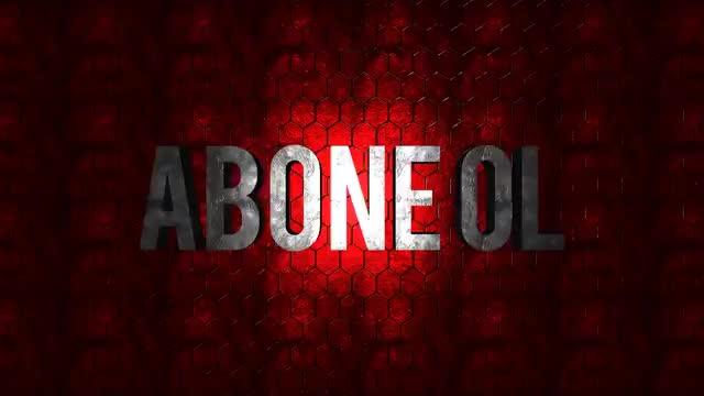 Watch and share Abone Ol Intro GIFs by Ali Sayar on Gfycat