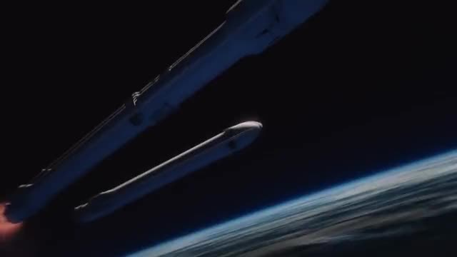 Watch Falcon Heavy Animation GIF on Gfycat. Discover more related GIFs on Gfycat