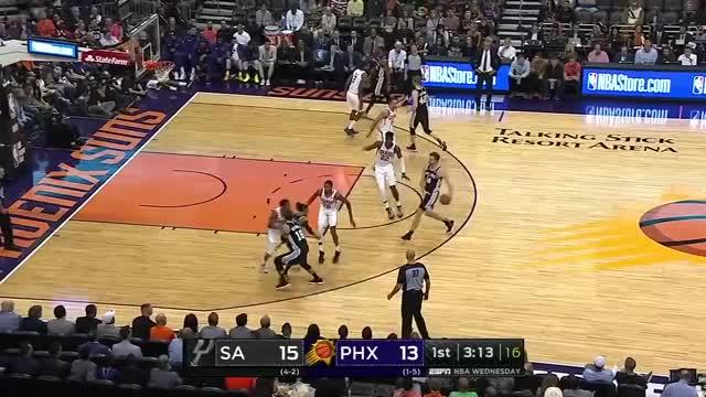 Watch and share Phoenix Suns GIFs and Basketball GIFs on Gfycat