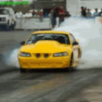 Watch and share Mustang Burnout GIFs on Gfycat
