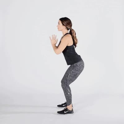 Watch this exercise GIF by Healthline (@healthline) on Gfycat. Discover more breathe, exercise, healthline, squat, work out GIFs on Gfycat