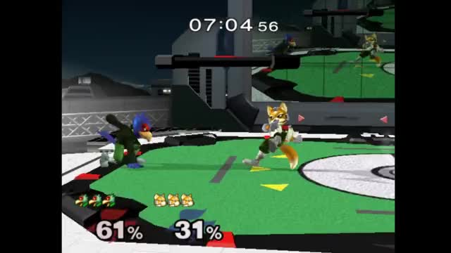 Watch and share Ssbm GIFs by homelesskp on Gfycat