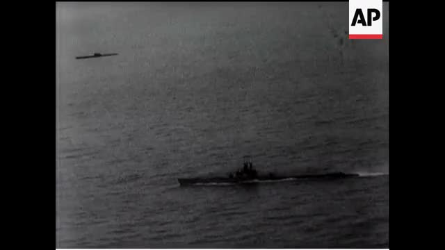 Watch and share AMERICA TESTS NEW NAVY TORPEDO | AP Archive GIFs on Gfycat