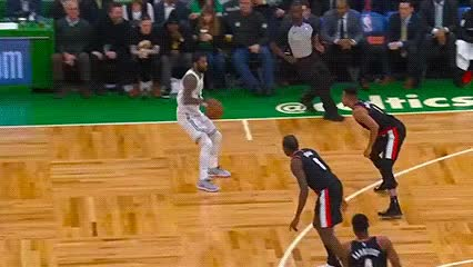 Watch Kyrie Irving — Boston Celtics GIF by Off-Hand (@off-hand) on Gfycat. Discover more 022719 GIFs on Gfycat