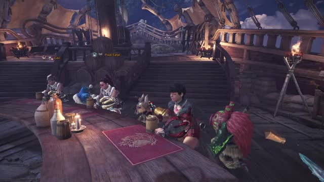 Watch Monster Hunter World 20181226225614 GIF on Gfycat. Discover more related GIFs on Gfycat
