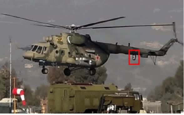 Watch and share JUST IN | Five Dead As Russia's Mi-8 Chopper Shot Down In Syria GIFs on Gfycat