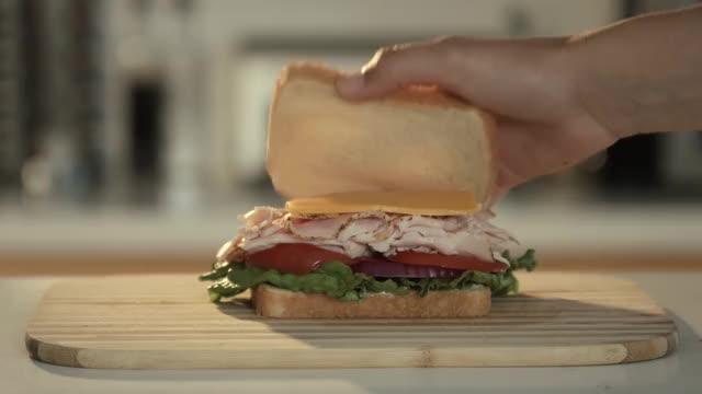Watch and share Sandwich GIFs by Vera Yuan on Gfycat