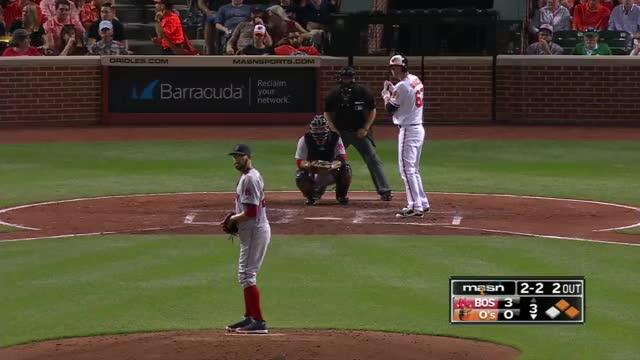 Watch and share Mancini's Three-run Homer GIFs by Baseball America on Gfycat