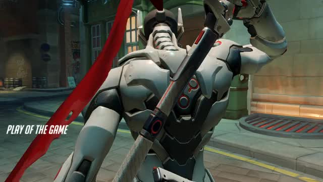 Watch and share Overwatch GIFs and Genji GIFs by jgilmore810 on Gfycat