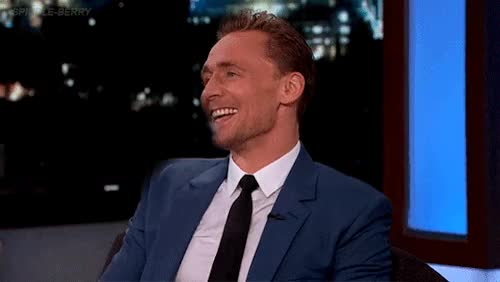 Watch and share Tom Hiddleston GIFs and Loki GIFs by Reactions on Gfycat
