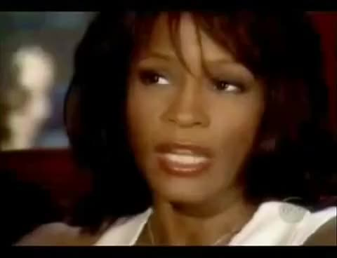 Watch and share Whitney Houston GIFs and Interview GIFs on Gfycat