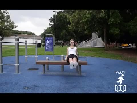 Watch and share Hip Flexors GIFs and Bench GIFs on Gfycat