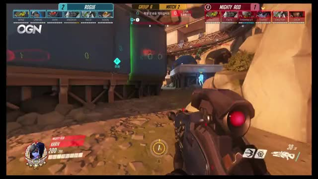 Watch and share Rogue Vs Mighty Aod GIFs by twomtimm on Gfycat